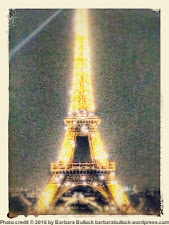 Be grand like the Eiffel Tower